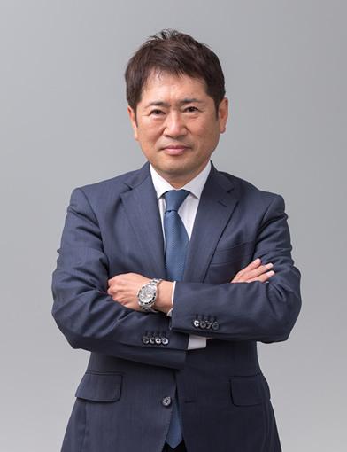 代表取締役 三輪 泰成